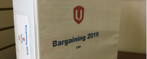 Bargaining @ 594 Union Hall